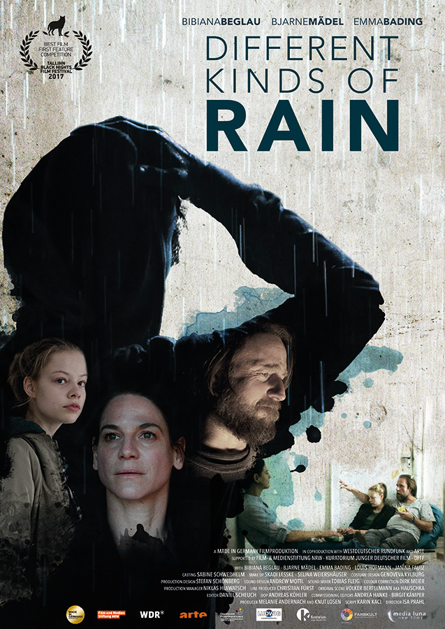 Poster DIFFERENT KINDS OF RAIN