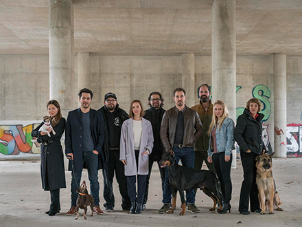 DOGS OF BERLIN © Netflix
