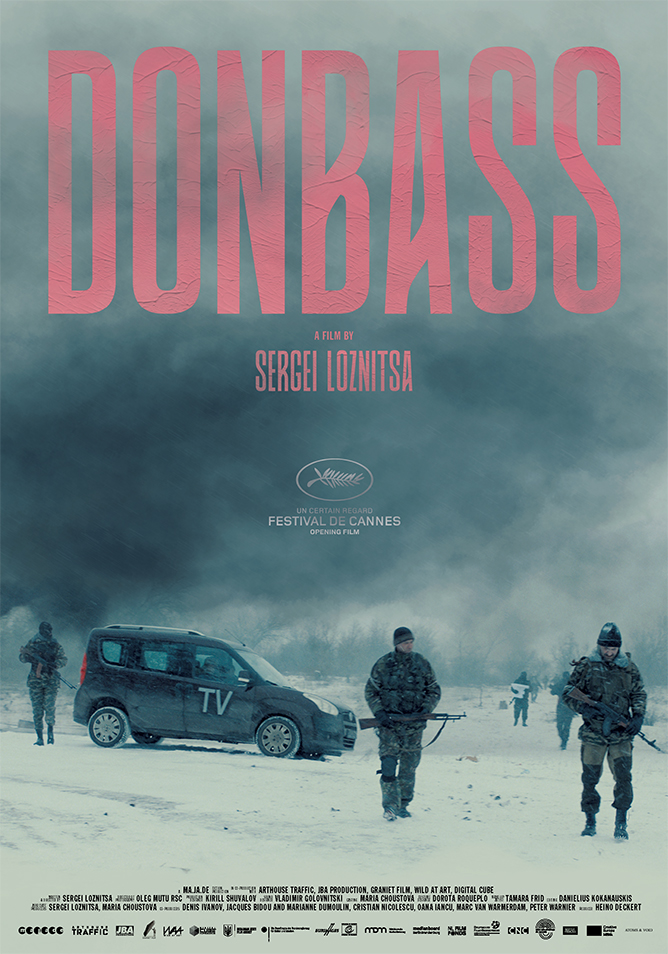 Poster DONBASS<