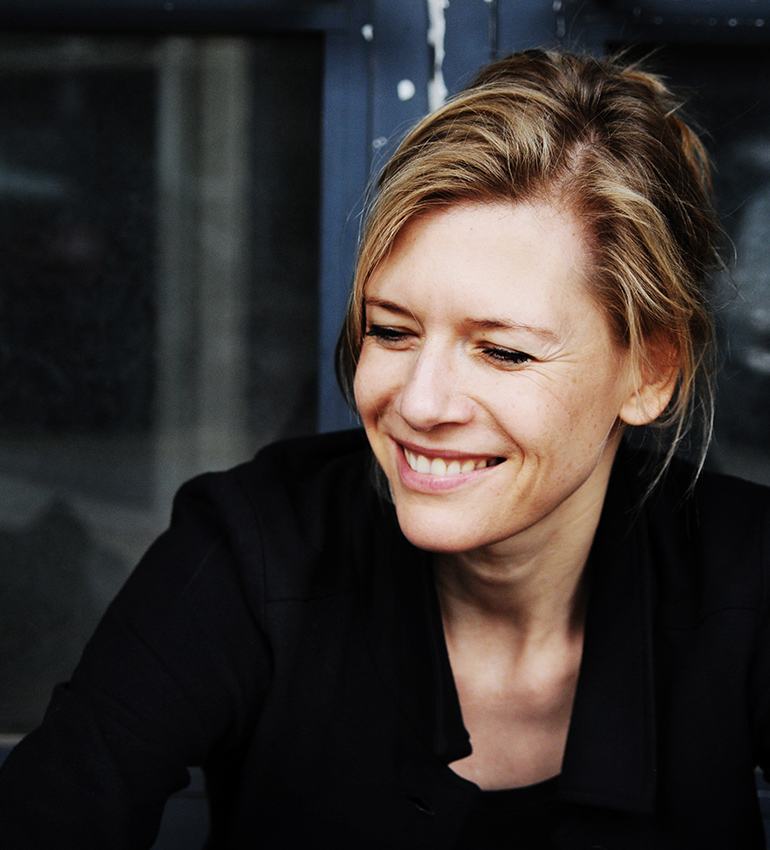 Ina Weisse (photo Copyright Stefan Klüter)