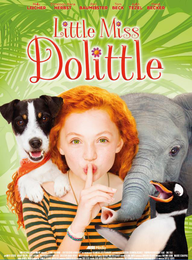 Poster LITTLE MISS DOLITTLE<