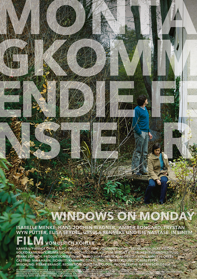 Poster SUMMERS WINDOWS ON MONDAY