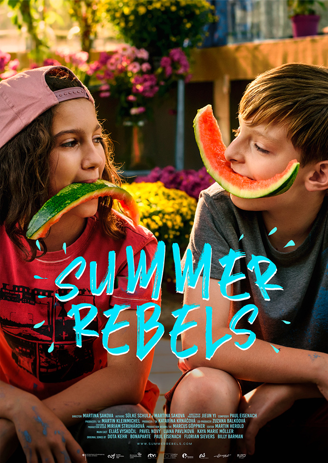 Poster SUMMER REBELS