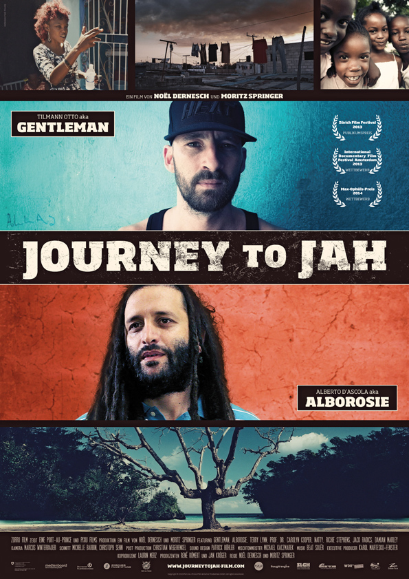 Poster JOURNEY TO JAH