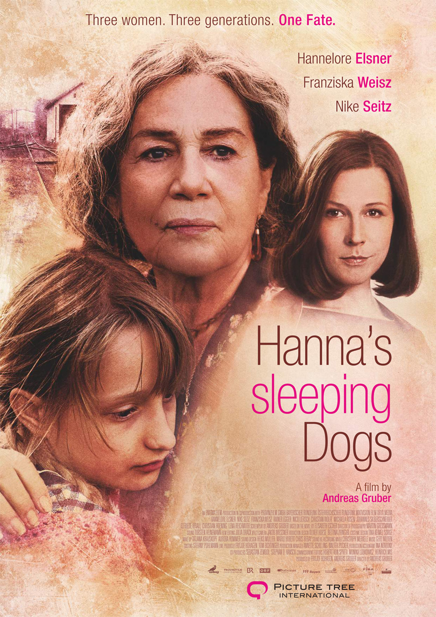 Poster HANNA'S SLEEPING DOGS