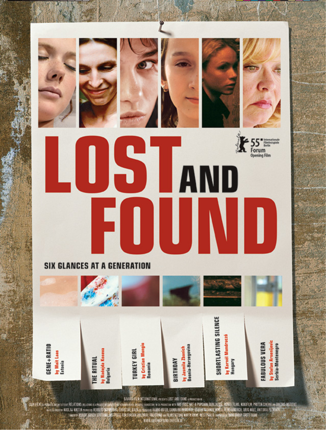 Poster LOST AND FOUND