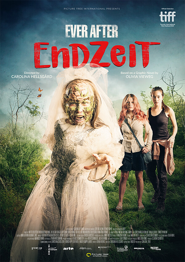 Poster ENDZEIT – EVER AFTER
