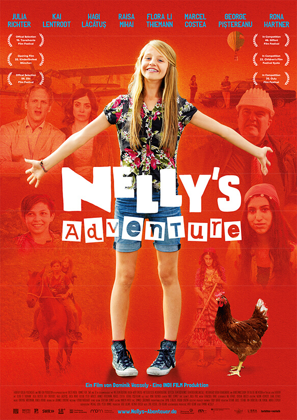 Poster NELLY'S ADVENTURE